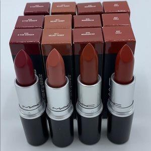 MAC Matte Lipstick Bundle of 12